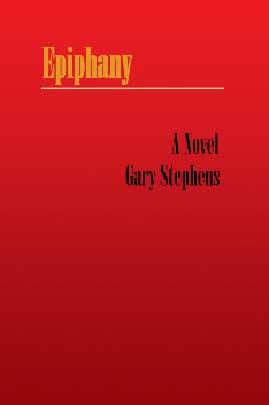 Book Cover. Epiphany, by Gary Stephens